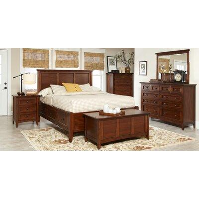 Schweizer Panel Configurable Bedroom Set