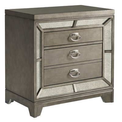 Roxie 2 Drawer Bachelors Chest