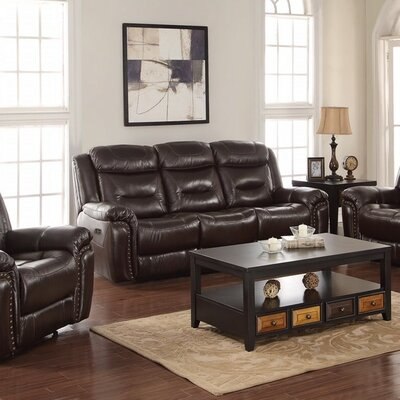 Avalon Furniture UL8139 Bradley Reclining Sofa