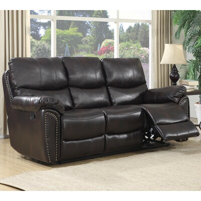 Tombstone Reclining Sofa