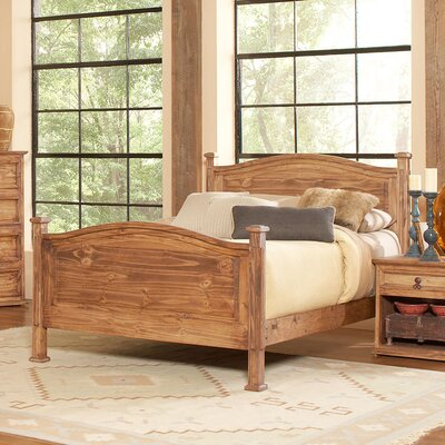 Capella Panel Bed Size: Queen