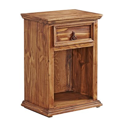 Estrella Solitaria 1 Drawer Nightstand