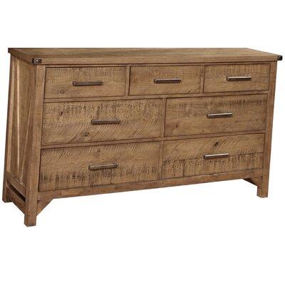 Telluride 7 Drawer Dresser