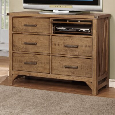 Telluride 4 Drawer Media Chest