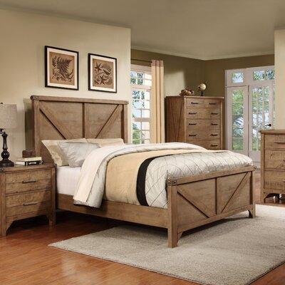 Telluride Panel Bed Size: Queen