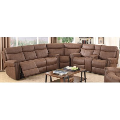 Avalon Furniture UF1088 SEC Mesquite Sectional