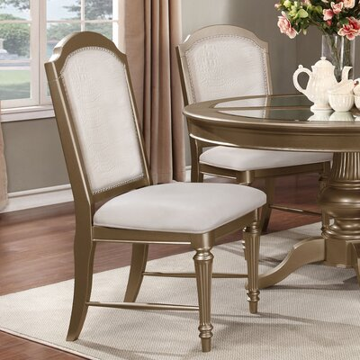 Ava Solid Wood Dining Chair (Set of 2)