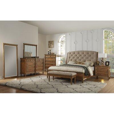 Haledon Sleigh Customizable Bedroom Set