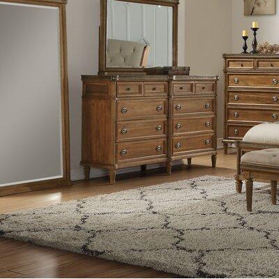Haledon 8 Drawer Dresser