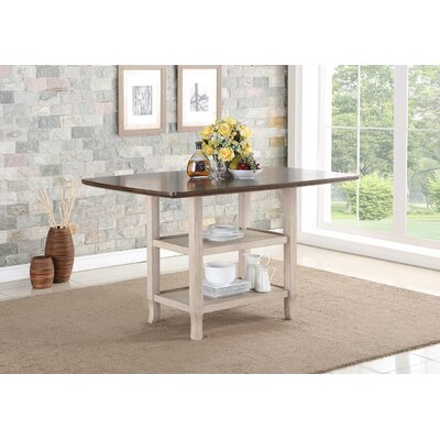 Castagna Counter Height Pub Table