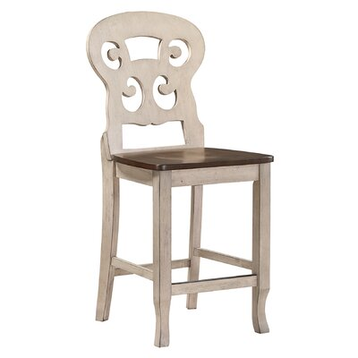 Castagna 24 H Bar Stool (Set of 2)