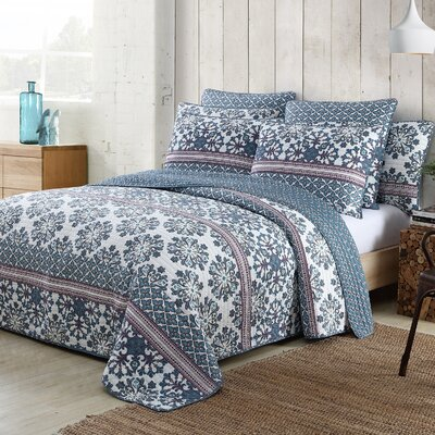 Sunningdale Veronica Quilt Set Size: Full/Queen