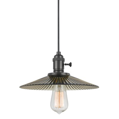 Brayton Pendant Shade Color: Amber