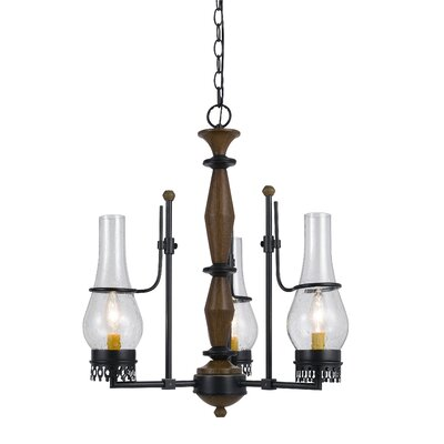 Ardean 3-Light Candle-Style Chandelier