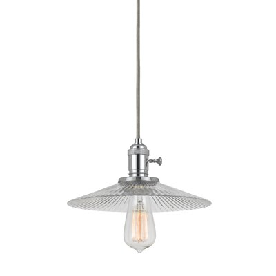 Brayton Pendant Shade Color: Clear