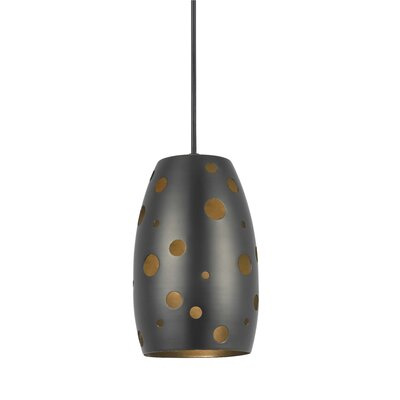 Colebrook Pendant Finish: Oil Rubbed Bronze