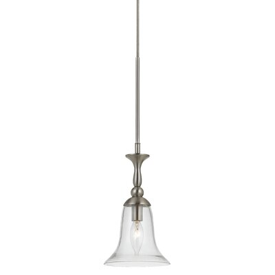 Allegany 1-Light Mini Pendant