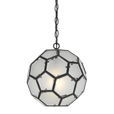 Wayland 1-Light Globe Pendant
