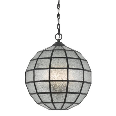 Watertown 3-Light Globe Pendant