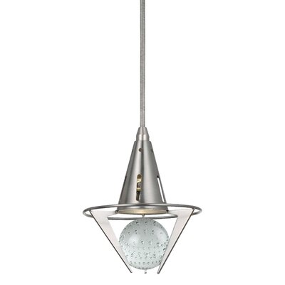 Sandra Pendant Shade Color: Clear