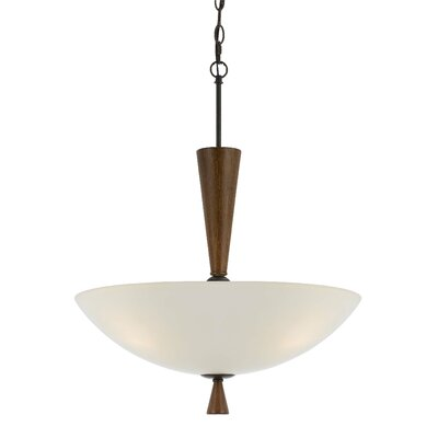 Westborough 2-Light Bowl Pendant