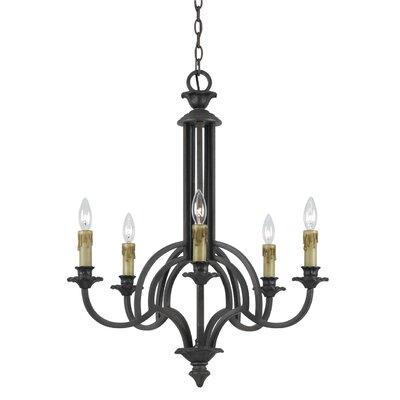 Josefa 5-Light Candle-Style Chandelier