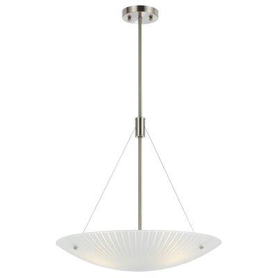 Winchendon 3-Light Bowl Pendant