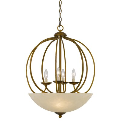 Madelyn 7-Light Globe Pendant