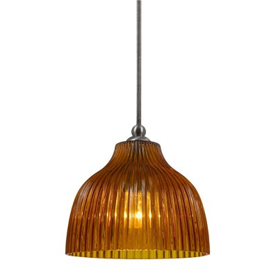 Duarte 1-Light Mini Pendant