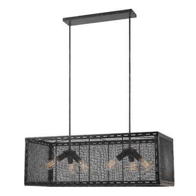 Frazier 6-Light Kitchen Island Pendant