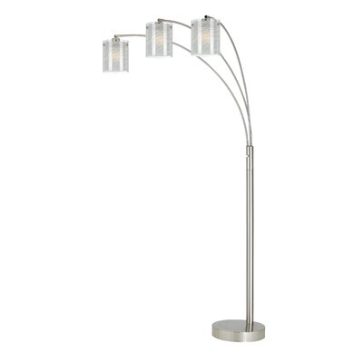 Glass Shade Floor Lamp | Wayfair