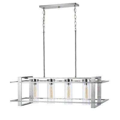 Thalia 4-Light Kitchen Island Pendant