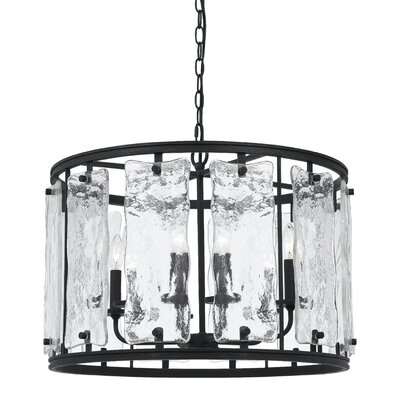 Kail 6-Light Drum Chandelier