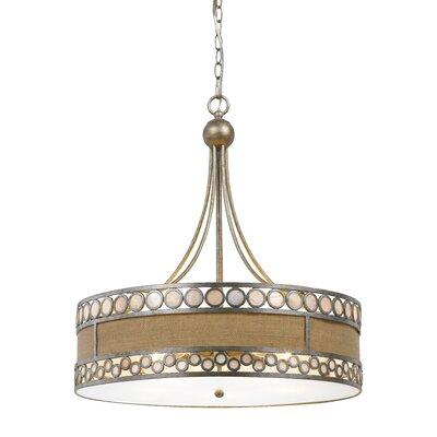 Clarkedale 5-Light Drum Chandelier