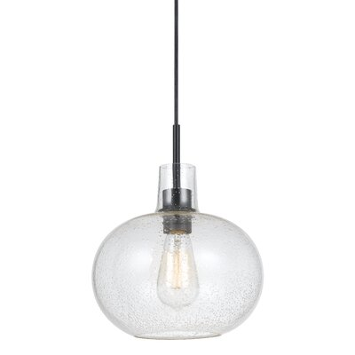 Brenton 1-Light Mini Pendant