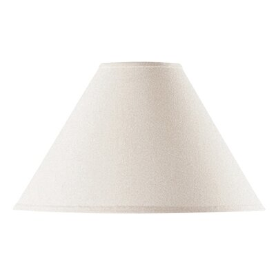 19 Fabric Empire Lamp Shade