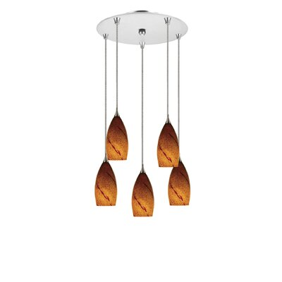 Warford 5-Light Pendant