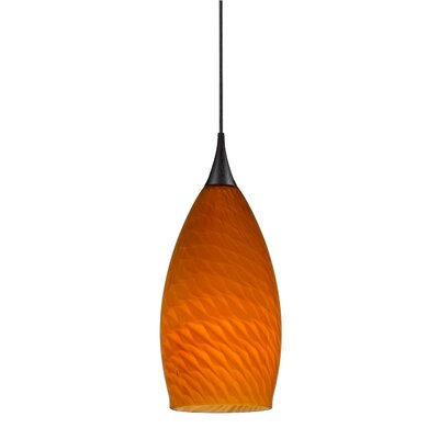 Chambless Pendant Finish: Dark Bronze