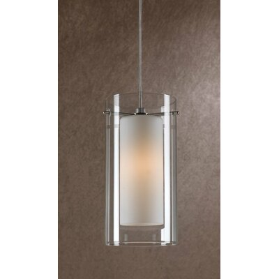 Chambless Pendant Finish: 51 Brushed Steel