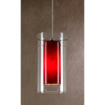 Chambless Pendant Finish: Brushed Steel