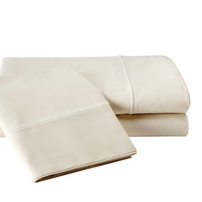 800 Thread Count 100% Egyptian Quality Cotton Extra Deep Pocket Sheet Set Size: California King, Color: Ivory