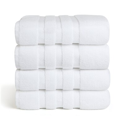 Infinity 4 Piece Bath Towel