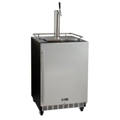 Single Tap Commercial Grade Full Size Beer Dispenser HK38BSC-1