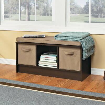 Constance Cubeicals Storage Entryway Bench by ClosetMaid