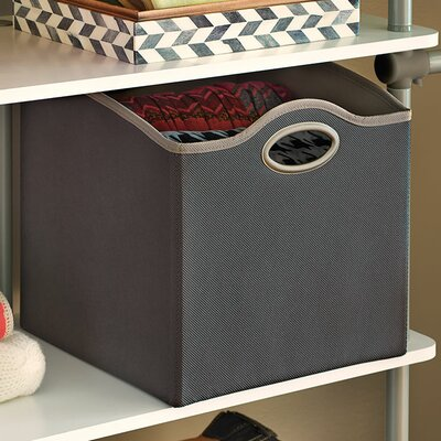 Small Fabric Storage Bin