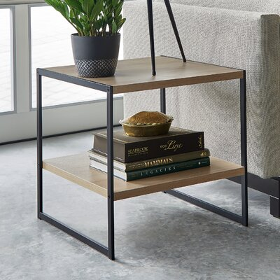 End Table Finish: Natural