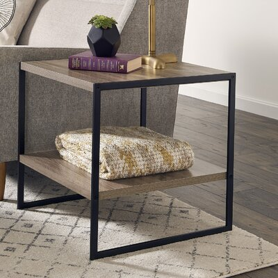 End Table Finish: Gray