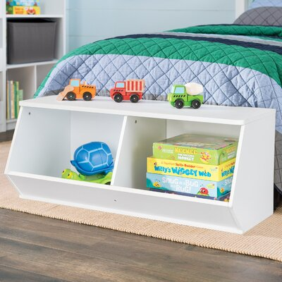 KidSpace Stackable Angled Toy Organizer 1621