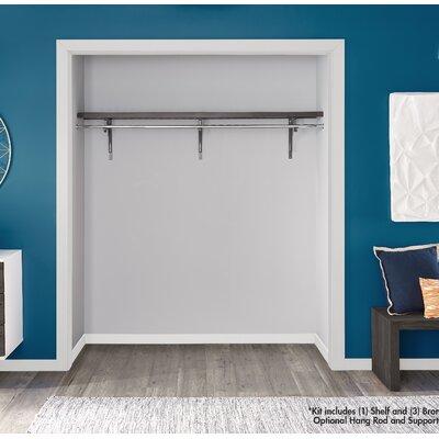Premium Wood Ventilated Shelf Kit 1417