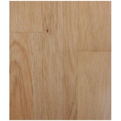 5 Engineered Albizia Hardwood Flooring in Travertine